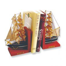 Cutty Wood Sark Bookends