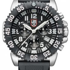Navy Seal Steel Colormark Chronograph 3180