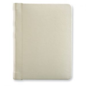 Ivory Leather Holds Twenty 4x6 Photos Wedding Photo Album